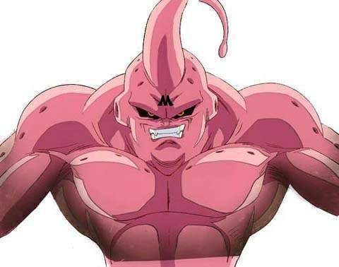 Absolute Anime • Dragon Ball Z • Majin Buu