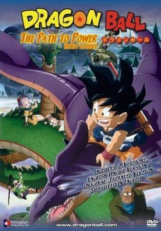 dragon ball power