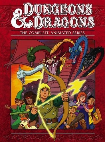 Dungeons And Dragons Printable