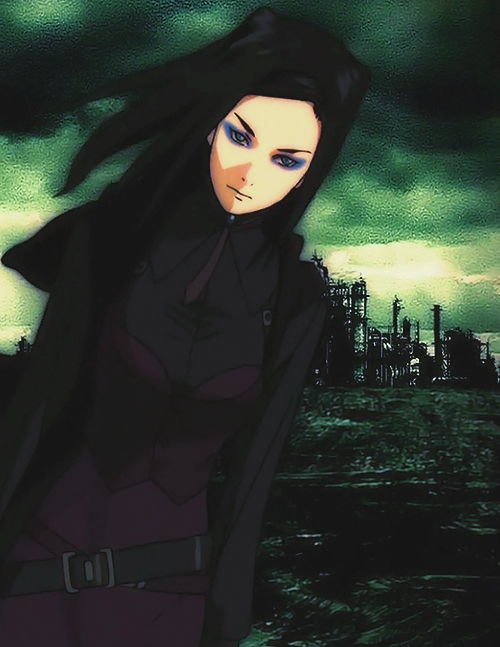 Re L Mayer Ergo Proxy Absolute Anime