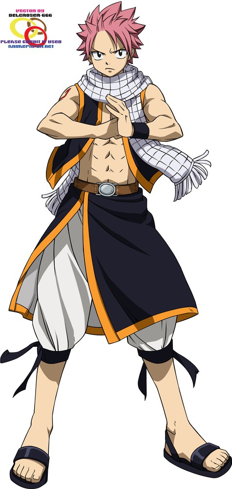 Natsu Dragneel - Fairy Tail, Great Fiore War by Kagekara-Soul on ...