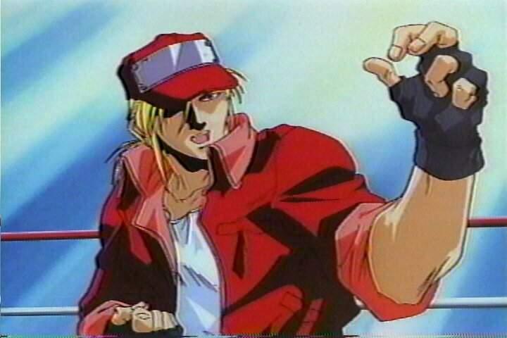 [7 Animes Indispensáveis] - Video Games - Era Clássica Terry