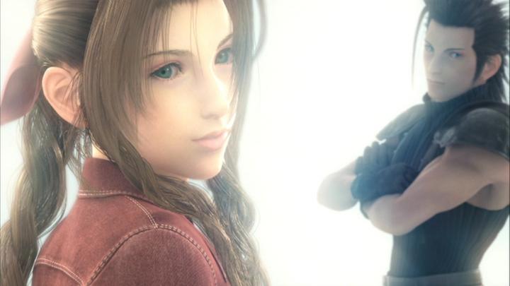 Aerith Gainsborough Final Fantasy Vii Advent Children