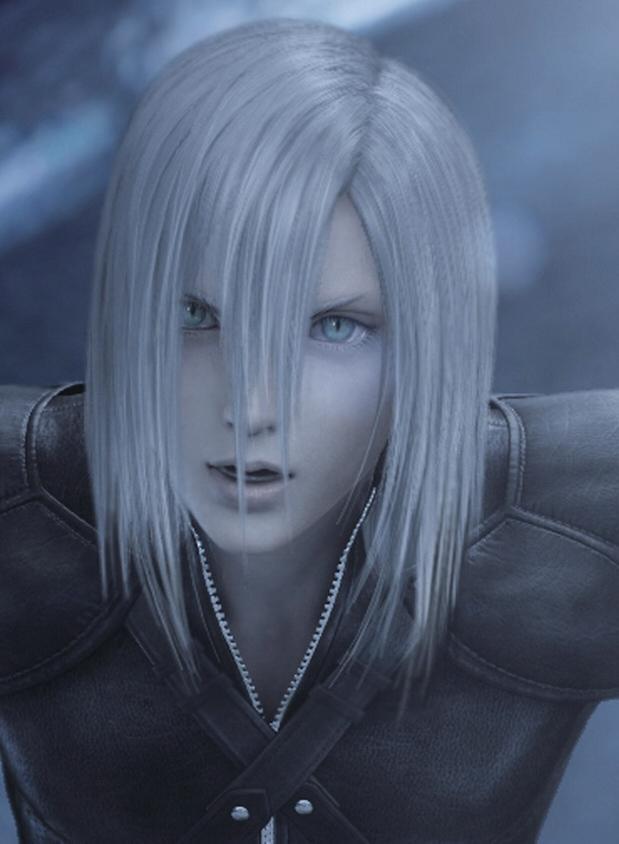 Kadaj Final Fantasy Vii Advent Children Absolute Anime