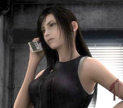 Tifa Lockhart Final Fantasy Vii Advent Children