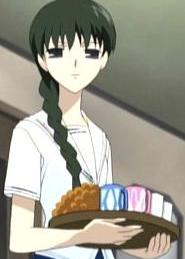 saki hanajima � fruits basket � absolute anime