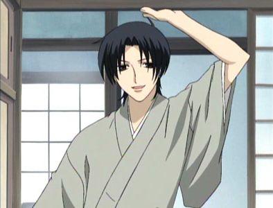 Shigure Sohma • Fruits Basket • Absolute Anime