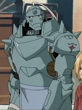 Alphonse Elric • Fullmetal Alchemist • Absolute Anime