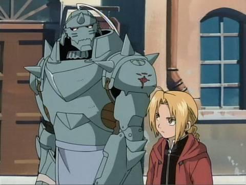 Alphonse Elric Fullmetal Alchemist Absolute Anime