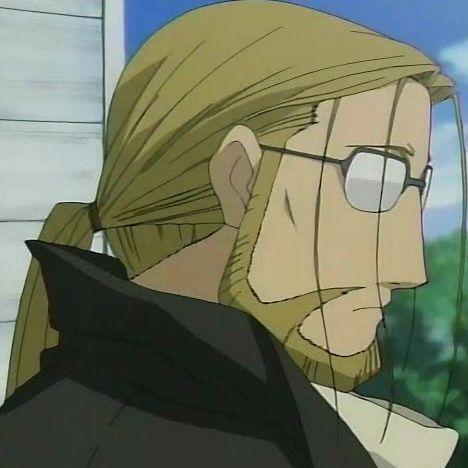 Hohenheim Of Light Fullmetal Alchemist Absolute Anime
