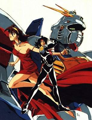 Mobile fighter g gundam absolute anime for Domon television