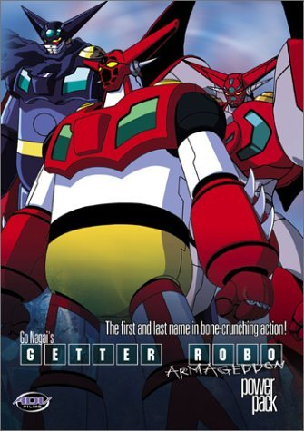 Getter robo (anime) Index