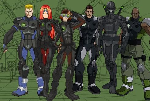 Cosplay on Absolute Anime     G I  Joe  Sigma 6