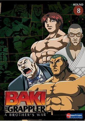 Baki The Grappler X282001