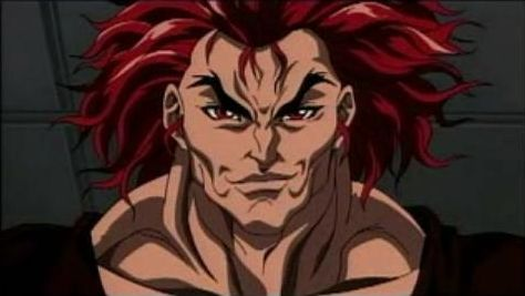 Yujiro Hanma • Baki the Grappler (2001 Remake) • Absolute Anime