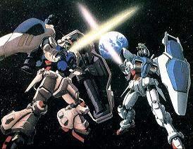 Absolute Anime • Mobile Suit Gundam <b>0083</b>: Stardust Memory