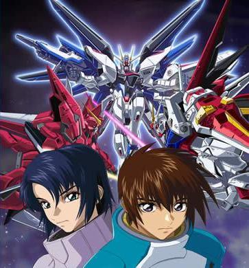 Gundam Seed best poster