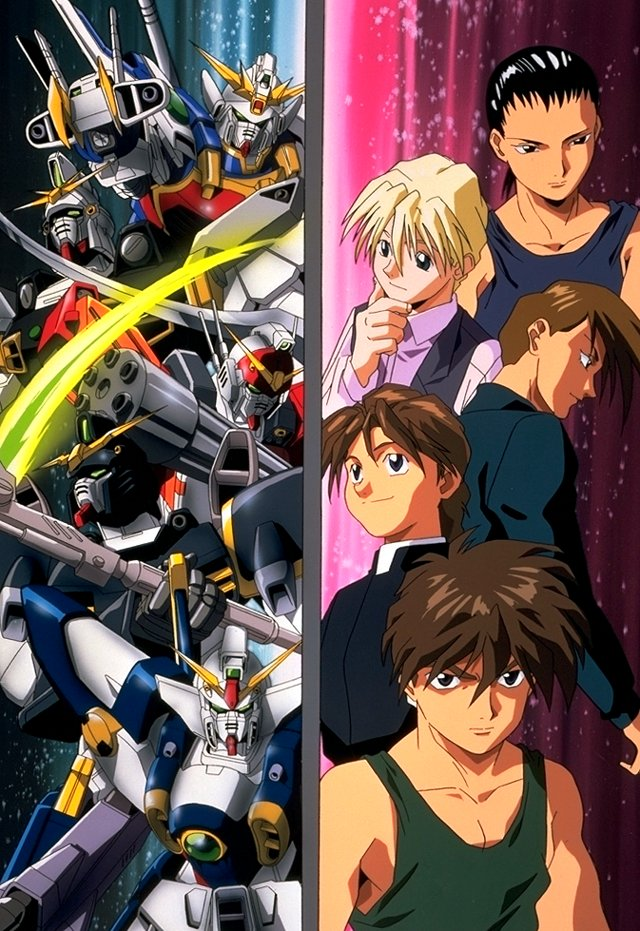 Mobile Suit Gundam Wing Absolute Anime