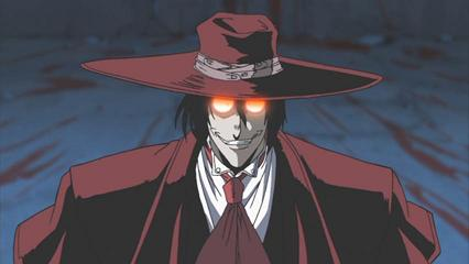 Alucard Hellsing Ultimate Absolute Anime