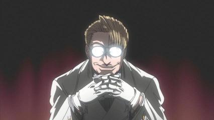 The Major • Hellsing Ultimate • Absolute AnimeHellsing Ultimate Characters