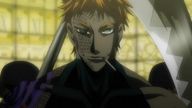 Lt. Zorin Blitz • Hellsing Ultimate • Absolute AnimeHellsing Ultimate Characters