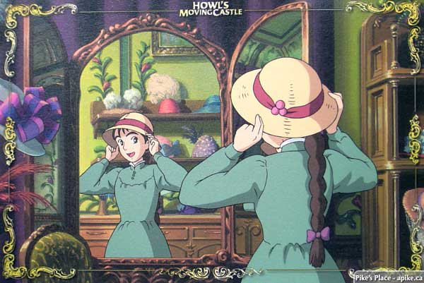 Sophie Hatter Howl S Moving Castle Absolute Anime