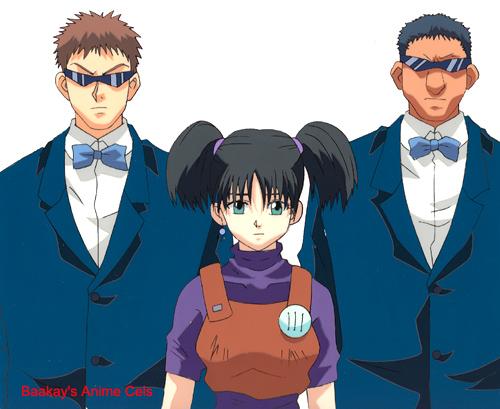 Anime Characters 160cm : Anita hunter absolute anime