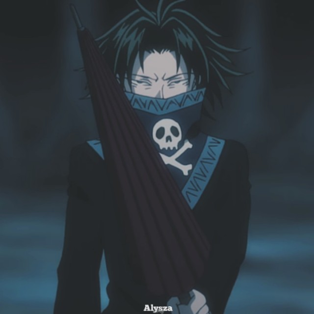 Feitan Portor • Hunter X Hunter • Absolute Anime