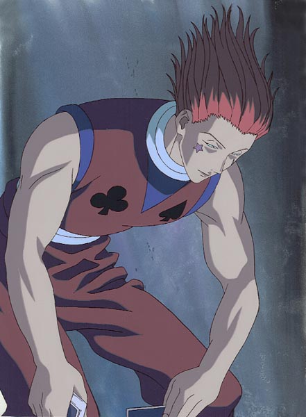 Hisoka  Hunter X Hunter   441  215 600 Hunter X Hunter 2011 Hisoka Voice Actor