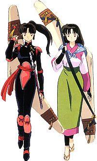 Glossary Of Japanese Clothing Inuyasha Characters