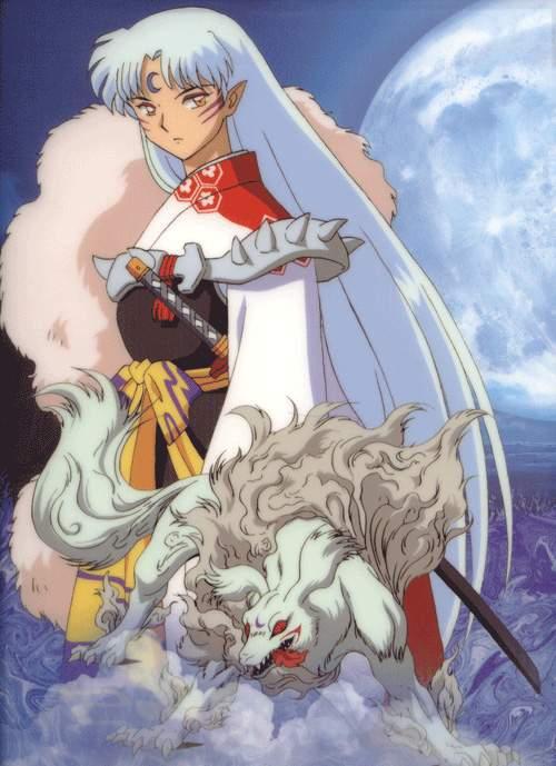 Sesshomaru Inuyasha Absolute Anime