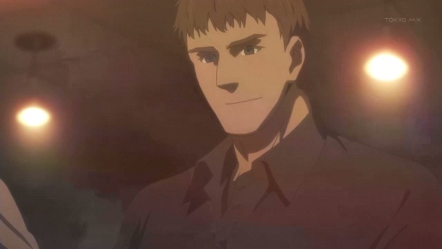 Eckhart • Jormungand • Absolute Anime