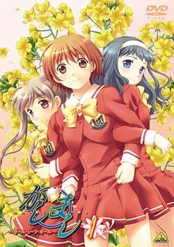 kashimashi girl meets girl manga hairstyles