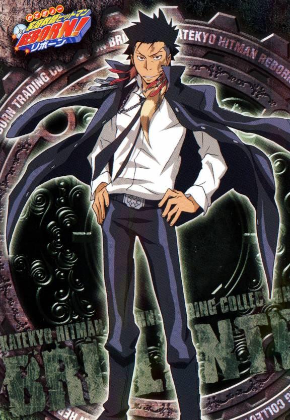 Xanxus • Katekyo Hitman Reborn! • Absolute Anime