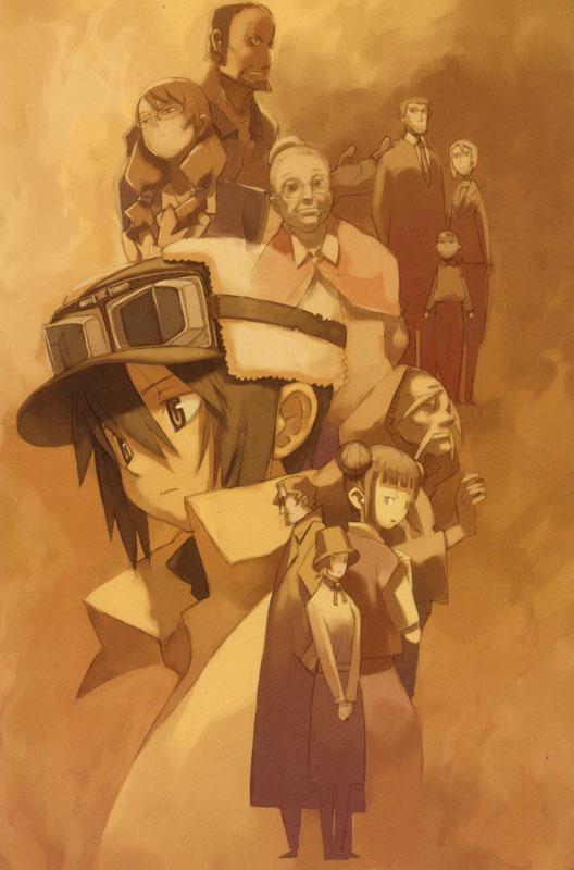 Anime Kino