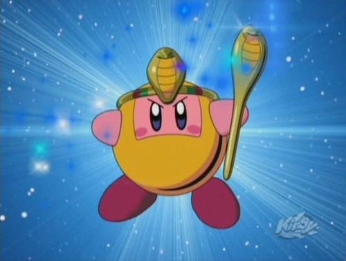 Kirby Right Back At Ya Fire Kirby Iron Kirby • Kirby: ...