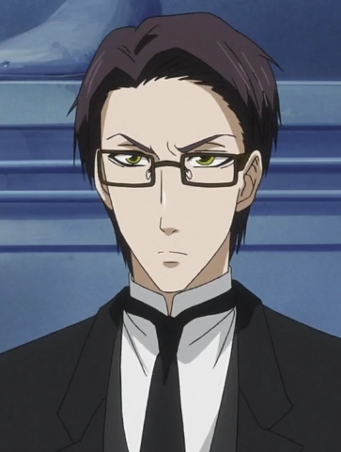 William T. Spears • Black Butler • Absolute Anime