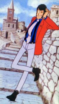 Avatar for Lupin III