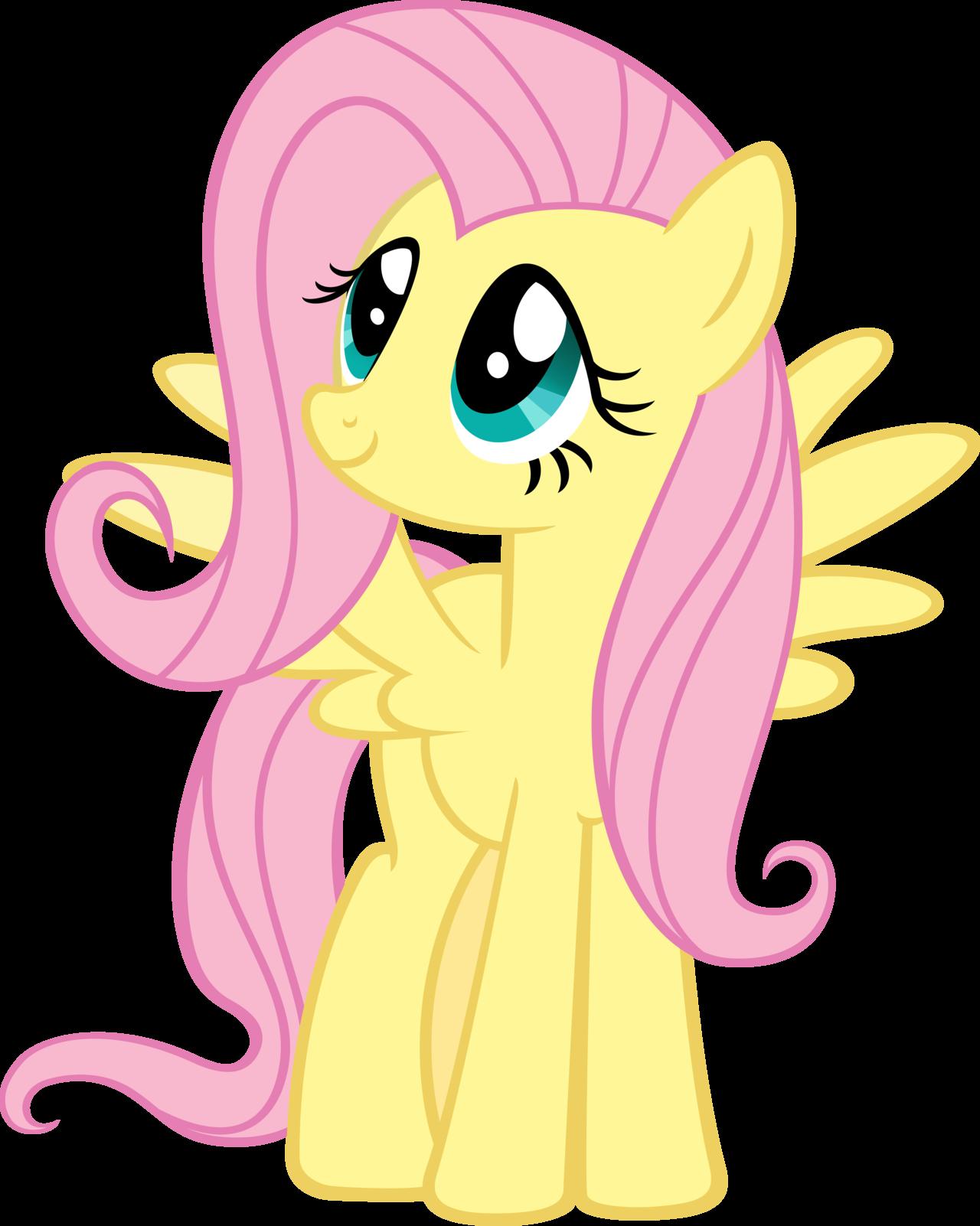 Fluttershy (My Little Pony: Friendship is Magic) (1280×1602)