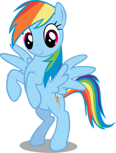 Rainbow Dash • My Little Pony: Friendship is Magic ...