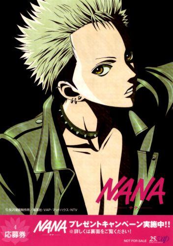 Nobuo Terashima Nana Absolute Anime
