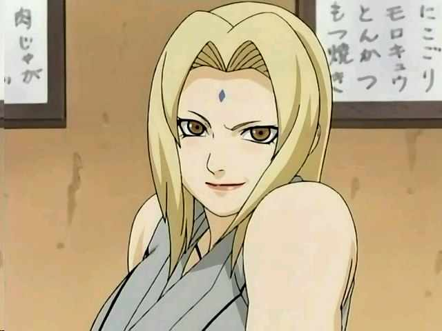 Anime Characters Born In August : Tsunade naruto absolute anime