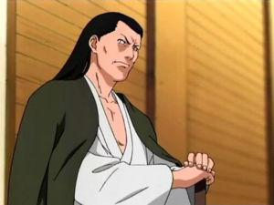 16 - O legado de Uchiha Sousuke. Hiashi