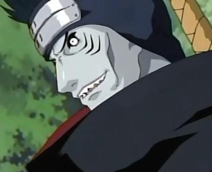 Kisame Hoshigaki Naruto Absolute Anime