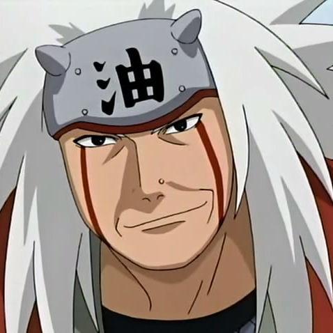 Jiraiya Naruto Absolute Anime