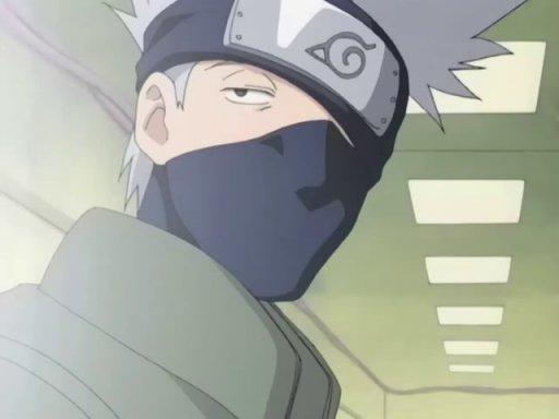 Kakashi Hatake Naruto Absolute Anime