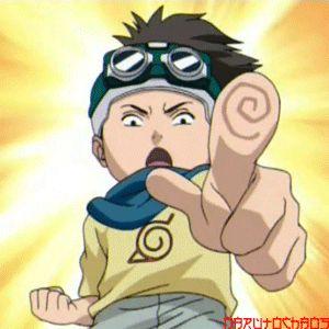 Konohamaru Sarutobi Cartoons Naruto