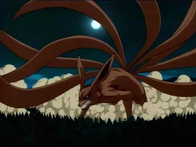 Kurama Naruto Absolute Anime