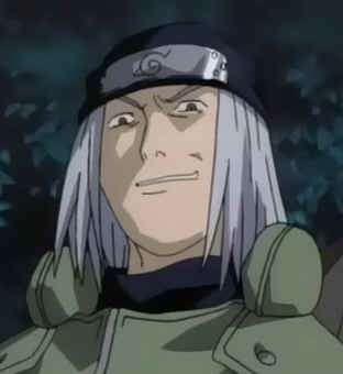 Mizuki the first villain to appear in the Naruto Picture