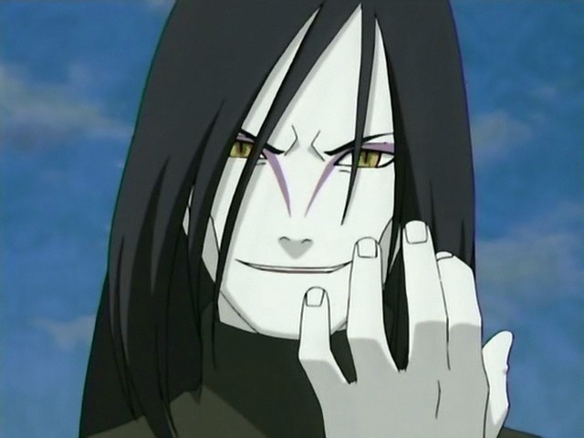 And The Battle Begins... Orochimaru